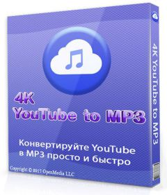 4K YouTube to MP3 3.7.1.2862 + x64 + patch