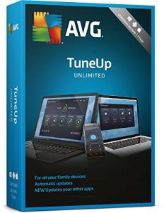 AVG PC Tuneup Pro 19.1 Build 1158 + key
