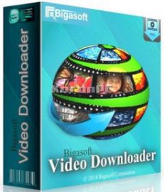 Bigasoft Video Downloader Pro 3.17.6.7129