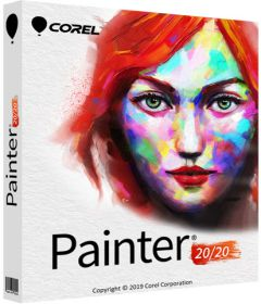 Corel Painter 2020 v20.0.0.256 + x64 + activator