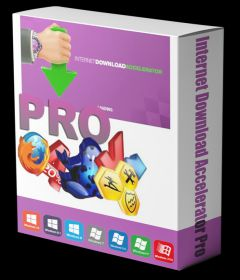 Internet Download Accelerator 6.18.1.1633 Pro + keygen