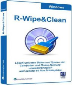 R-Wipe & Clean 20.0 Build 2243 + patch