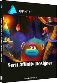 Serif Affinity Designer 1.7.1.404 + keygen