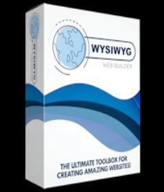 WYSIWYG Web Builder v15.0 incl 32bit + 64bit Patch