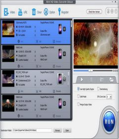 WinX HD Video Converter Deluxe 5.15.3.321 + Patch