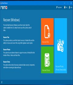 Remo Recover Windows 5.0.0.40 incl Patch x86 x64