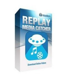 Replay Media Catcher 7.0.2.6 + patch