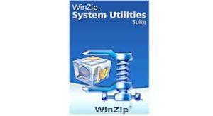 WinZip System Utilities Suite 3.8.1.2 with 32bit + 64bit Patch
