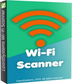 LizardSystems Wi-Fi Scanner 4.6 Build 183