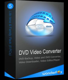 WonderFox DVD Video Converter 17.4
