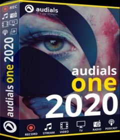 Audials One 2020.0.59.5900 Platinum