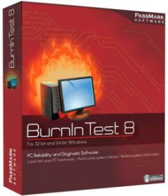 BurnInTest Professional 9.0 Build 1017 + patch
