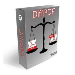 Diffpdf v5.9.3 + x64 + keygen