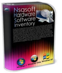 Nsasoft Hardware Software Inventory 1.6.3.0 incl Patch