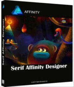 Serif Affinity Designer 1.7.3.481 + keygen