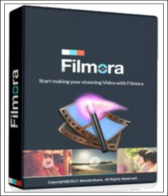 Wondershare Filmora 9.2.7.13 incl Patch