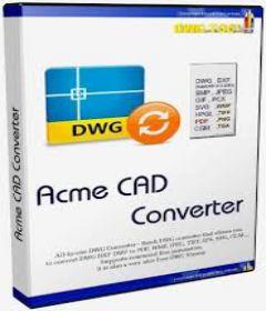 Acme CAD Converter 2019 v8.9.8.1502