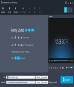 Aiseesoft Video Converter Ultimate 9.2.76 + patch