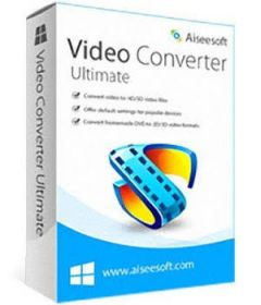 Aiseesoft Video Converter Ultimate 9.2.76