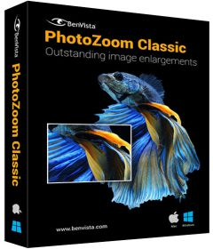 Benvista PhotoZoom 8.0.6 incl Patch