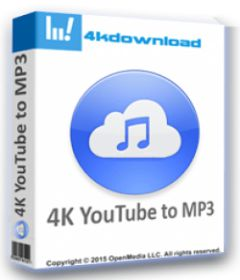 4K YouTube to MP3 3.10.1.3255
