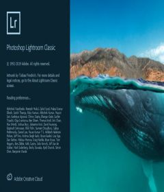 Adobe Photoshop Lightroom Classic CC 2020 v9.1.0.10