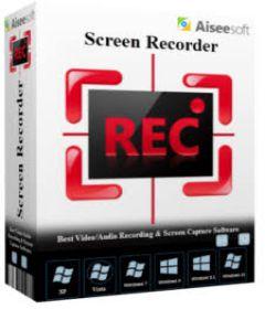Aiseesoft Screen Recorder 2.1.66 + patch