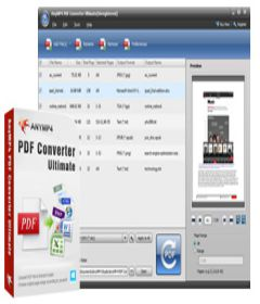 AnyMP4 PDF Converter Ultimate 3.3.22 + patch