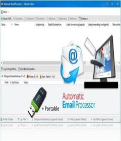 Automatic Email Processor 1.15.0 + key
