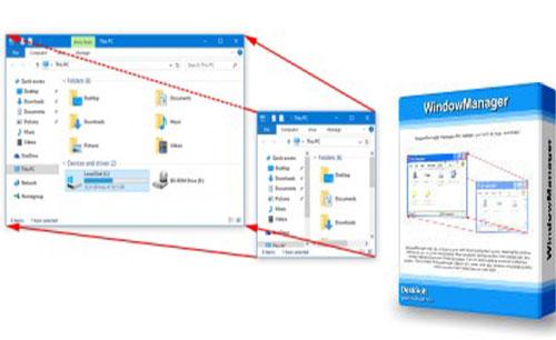 DeskSoft WindowManager 7.3.4