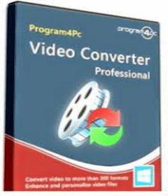 Program4Pc PC Video Converter 10.5.0
