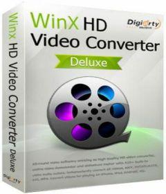 WinX HD Video Converter Deluxe 5.15.5.322