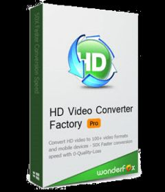 WonderFox HD Video Converter Factory Pro 18.6