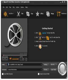Bigasoft Total Video Converter v2.5.14.4022 serial key or number