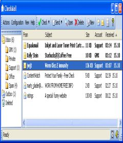 CheckMail 5.22.3 + patch