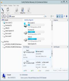 Comfy Partition Recovery 3.0 + keygen