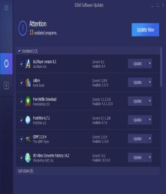 IObit Software Updater incl Patch