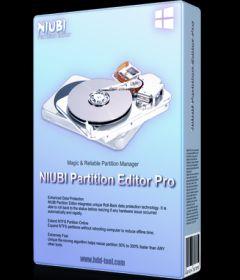 NIUBI Partition Editor Technician Edition