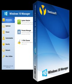 Windows 10 Manager 3.2.0 + keygen