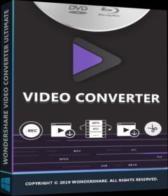 Wondershare Video Converter Ultimate 11.7.0.3 + patch