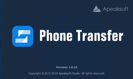 Apeaksoft iPhone Transfer